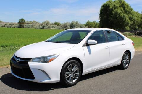 2015 Toyota Camry for sale at Northwest Premier Auto Sales in West Richland And Kennewick WA