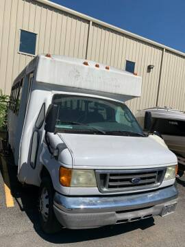 2007 Ford E-Series Chassis for sale at Texas Motor Sport in Houston TX