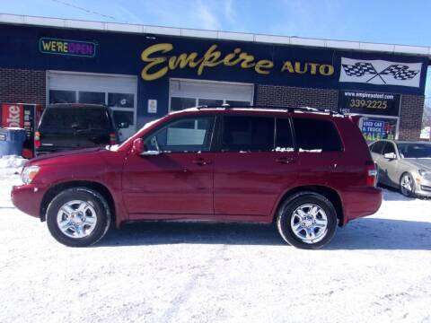 2007 Toyota Highlander for sale at Empire Auto Sales in Sioux Falls SD