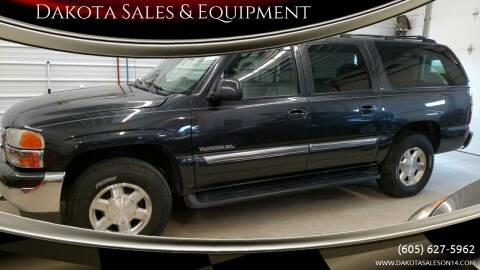 2005 GMC Yukon XL for sale at Dakota Sales & Equipment in Arlington SD