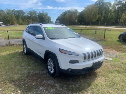 2015 Jeep Cherokee for sale at Premier Auto Solutions & Sales in Quinton VA