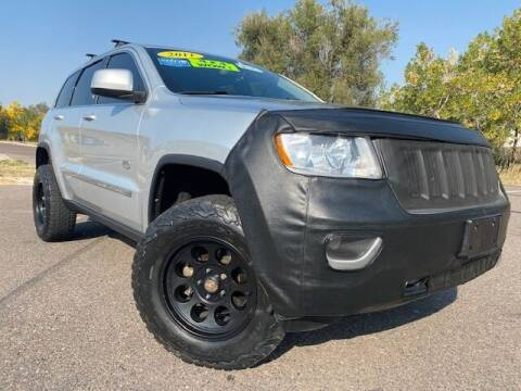2011 Jeep Grand Cherokee for sale at UNITED Automotive in Denver CO