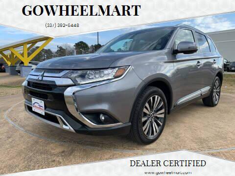 2018 Mitsubishi Outlander for sale at GOWHEELMART in Leesville LA