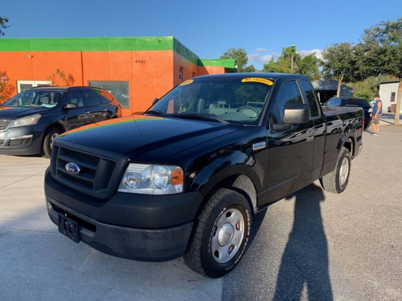 2008 Ford F-150 for sale at Galaxy Auto Service, Inc. in Orlando FL