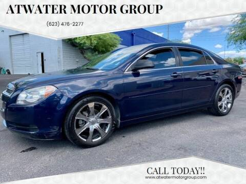 2012 Chevrolet Malibu for sale at Atwater Motor Group in Phoenix AZ