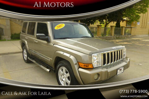 2006 Jeep Commander for sale at A1 Motors Inc in Chicago IL