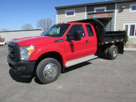 2013 Ford F-550 Super Duty for sale at NorthStar Truck Sales in St Cloud MN