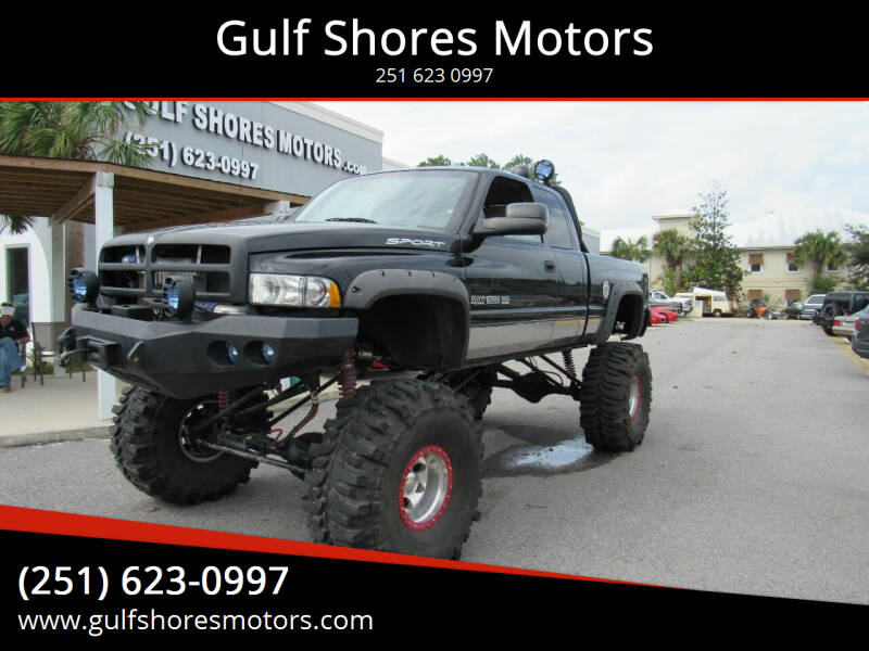 1999 Dodge Ram Pickup 1500 for sale at Gulf Shores Motors in Gulf Shores AL