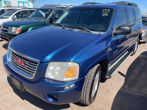 2006 GMC Envoy XL for sale at PYRAMID MOTORS - Fountain Lot in Fountain CO
