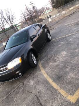2014 Dodge Avenger for sale at Square Business Automotive in Milwaukee WI