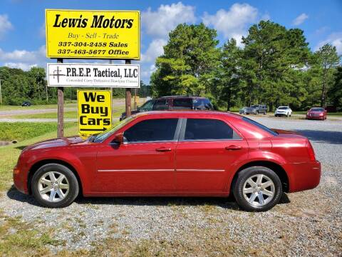 2007 Chrysler 300 for sale at Lewis Motors LLC in Deridder LA