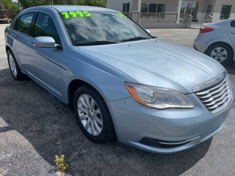 2014 Chrysler 200 for sale at The Car Connection Inc. in Palm Bay FL