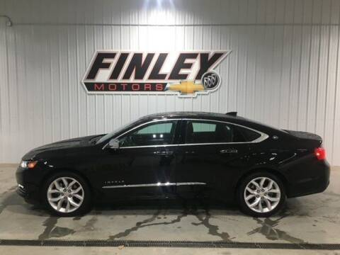 2020 Chevrolet Impala for sale at Finley Motors in Finley ND