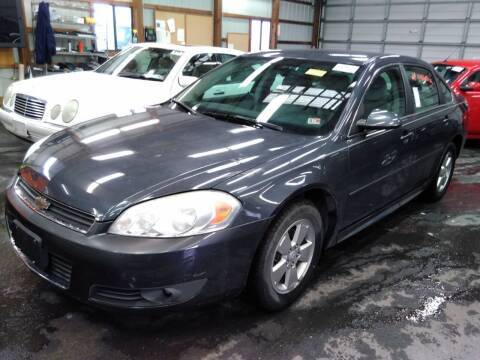 2011 Chevrolet Impala for sale at The PA Kar Store Inc in Philladelphia PA