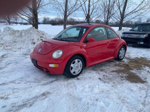 2001 Volkswagen New Beetle for sale at Dave's Auto & Truck in Campbellsport WI