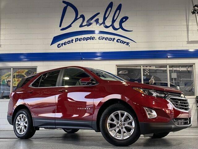 2021 Chevrolet Equinox for sale in Peotone, IL