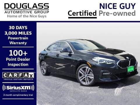 2020 BMW 2 Series for sale at Douglass Automotive Group - Douglas Mazda in Bryan TX