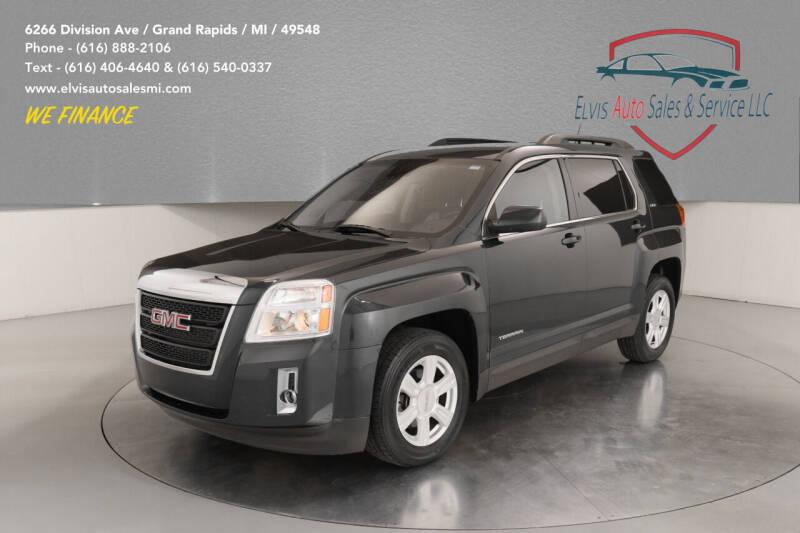 2014 GMC Terrain for sale at Elvis Auto Sales LLC in Grand Rapids MI