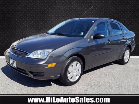 2006 Ford Focus for sale at Hi-Lo Auto Sales in Frederick MD
