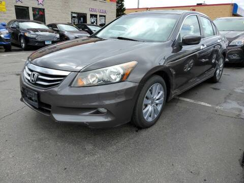 2011 Honda Accord for sale at MIDWEST CAR SEARCH in Fridley MN