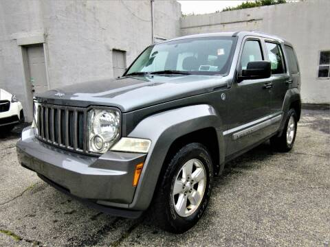 2012 Jeep Liberty for sale at New Concept Auto Exchange in Glenolden PA