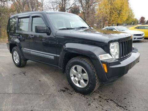 2010 Jeep Liberty for sale at Newcombs Auto Sales in Auburn Hills MI