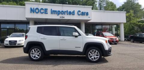 2015 Jeep Renegade for sale at Carlo Noce Imported Cars INC in Vestal NY