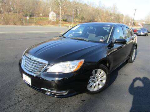2012 Chrysler 200 for sale at Guarantee Automaxx in Stafford VA