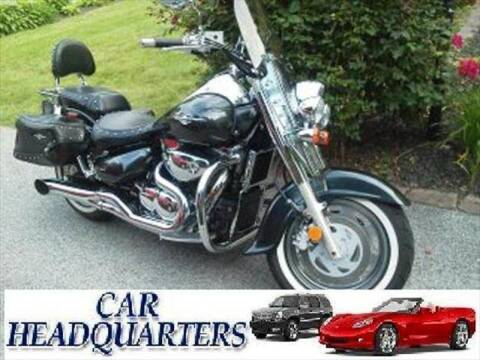2006 Suzuki Boulevard  for sale at CAR  HEADQUARTERS in New Windsor NY