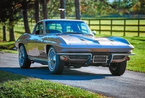 1964 Chevrolet Corvette for sale at Haggle Me Classics in Hobart IN