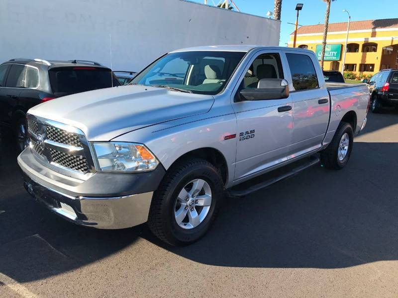 2014 RAM Ram Pickup 1500 for sale at Shoppe Auto Plus in Westminster CA