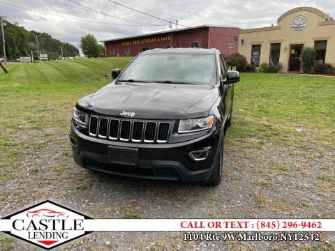 2014 Jeep Grand Cherokee for sale at Classified Pre-owned Cars of Marlboro in Marlboro NY