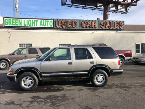 1999 Chevrolet Blazer for sale at Green Light Auto in Sioux Falls SD