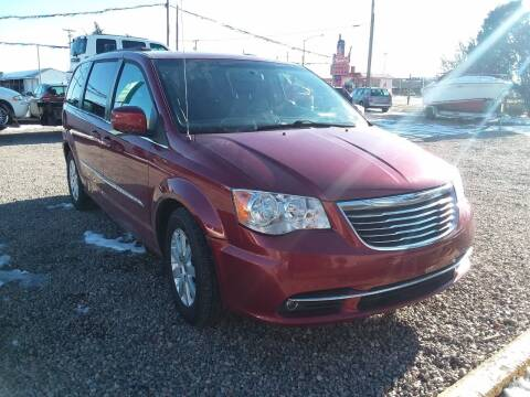 2014 Chrysler Town and Country for sale at DK Super Cars in Cheyenne WY