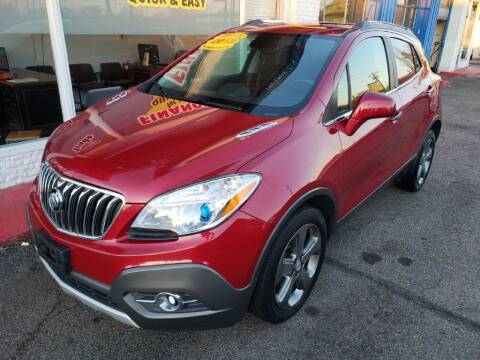 2013 Buick Encore for sale at AutoMotion Sales in Franklin OH