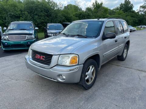 2005 GMC Envoy for sale at Dean's Auto Sales in Flint MI
