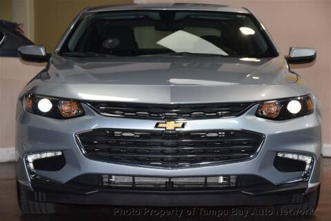 2018 Chevrolet Malibu for sale at Tampa Bay AutoNetwork in Tampa FL