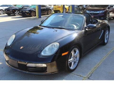 2007 Porsche Boxster for sale at Inline Auto Sales in Fuquay Varina NC