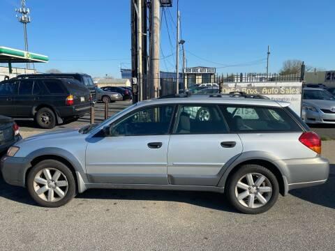 2006 Subaru Outback for sale at Debo Bros Auto Sales in Philadelphia PA