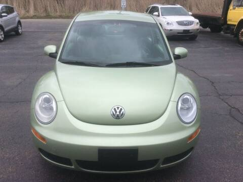 2009 Volkswagen New Beetle for sale at Luxury Cars Xchange in Lockport IL