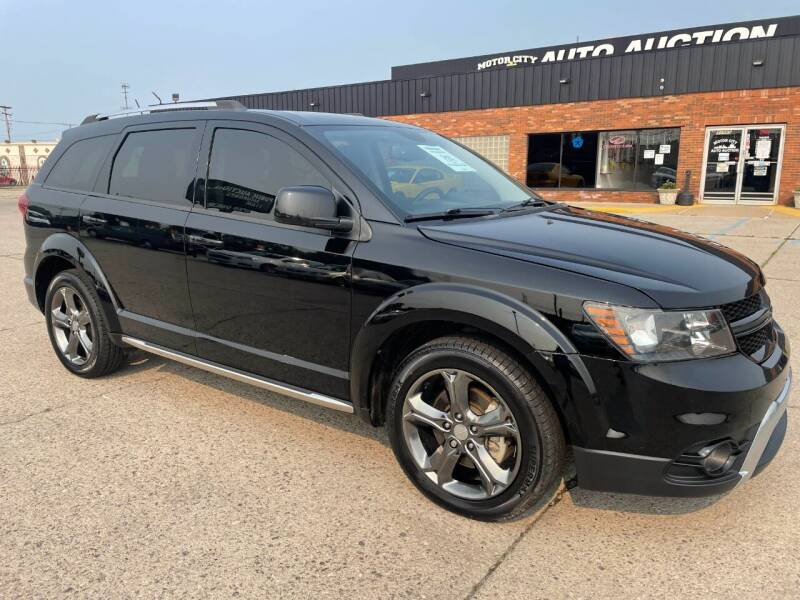 2015 Dodge Journey for sale at Motor City Auto Auction in Fraser MI
