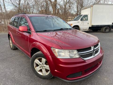2011 Dodge Journey for sale at Trocci's Auto Sales in West Pittsburg PA