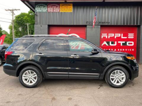 2012 Ford Explorer for sale at Apple Auto Sales Inc in Camillus NY