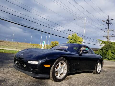 1993 Mazda RX-7 for sale at Luxury Imports Auto Sales and Service in Rolling Meadows IL