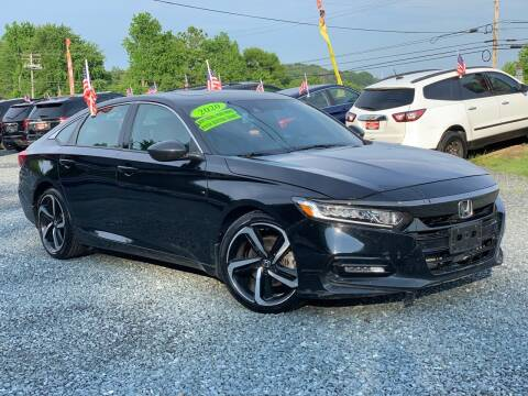 2020 Honda Accord for sale at A&M Auto Sales in Edgewood MD