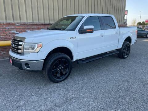 2013 Ford F-150 for sale at Harding Motor Company in Kennewick WA