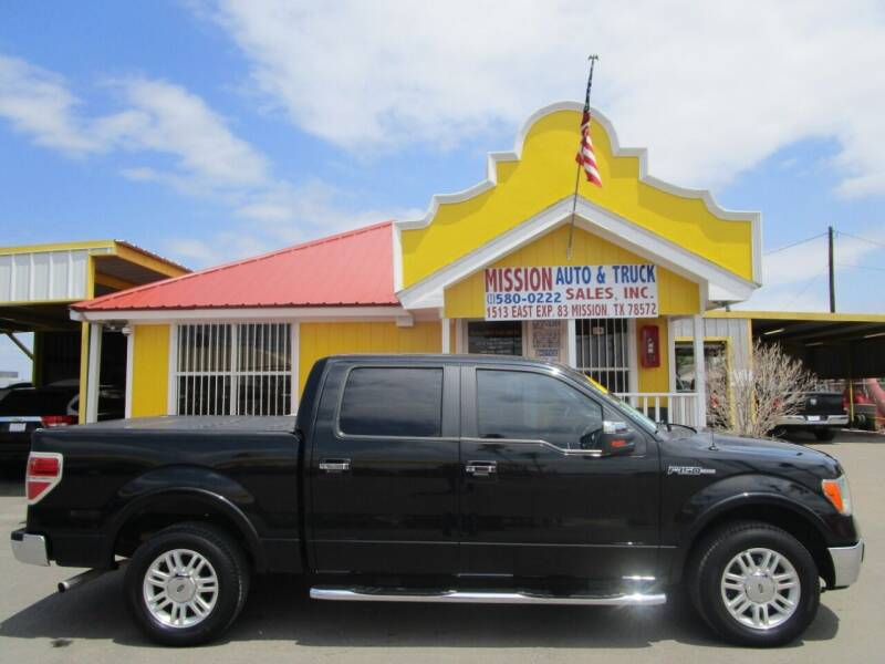 2010 Ford F-150 for sale at Mission Auto & Truck Sales, Inc. in Mission TX