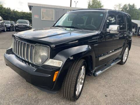 2011 Jeep Liberty for sale at Atlantic Auto Sales in Garner NC