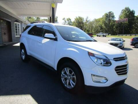 2017 Chevrolet Equinox for sale at Specialty Car Company in North Wilkesboro NC