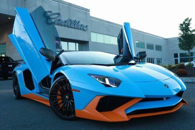 2016 Lamborghini Aventador for sale in Englewood Cliffs, NJ